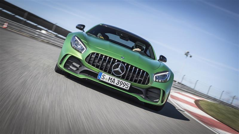2018 Mercedes-Benz AMG GT R Image