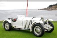 1927 Mercedes-Benz SSK image.