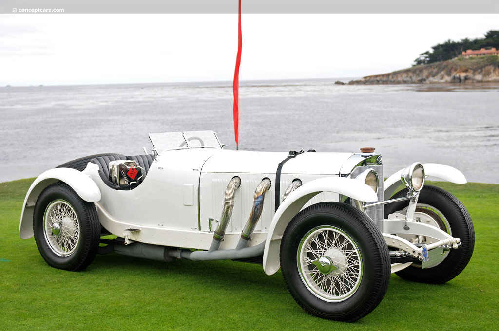 1927 mercedes benz ssk pictures history value research for Mercedes benz ss
