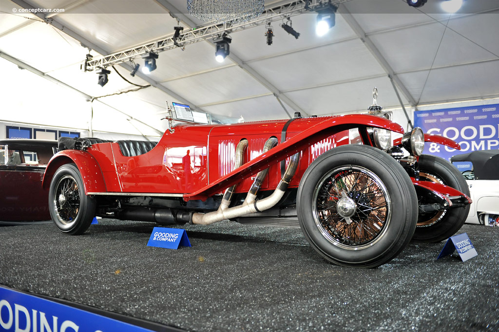 1927 Mercedes-Benz Model S Image