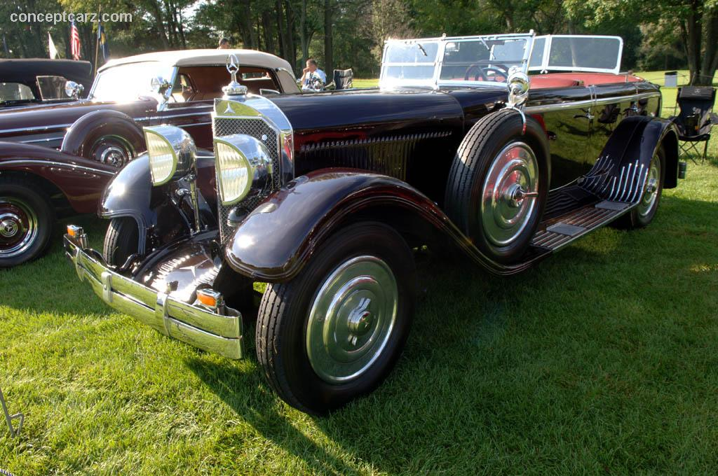 1928 mercedes benz 630k at the meadow brook concours d for 1928 mercedes benz