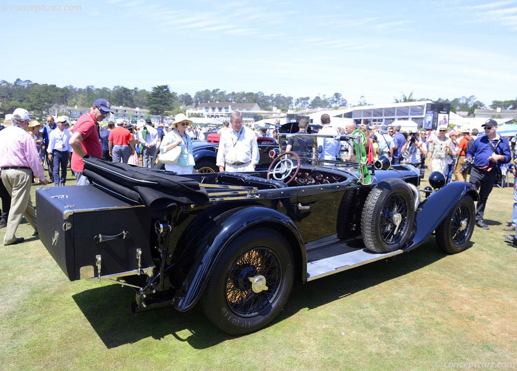1928 Mercedes-Benz Model S photos