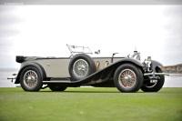 1928 Mercedes-Benz 710 SS image.