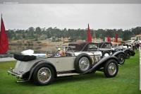 1928 Mercedes-Benz 710 SS