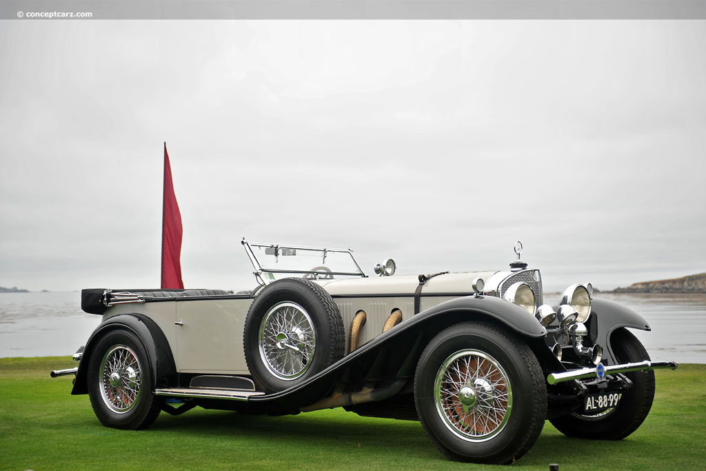 1928 mercedes benz 710 ss conceptcarz for Mercedes benz ss