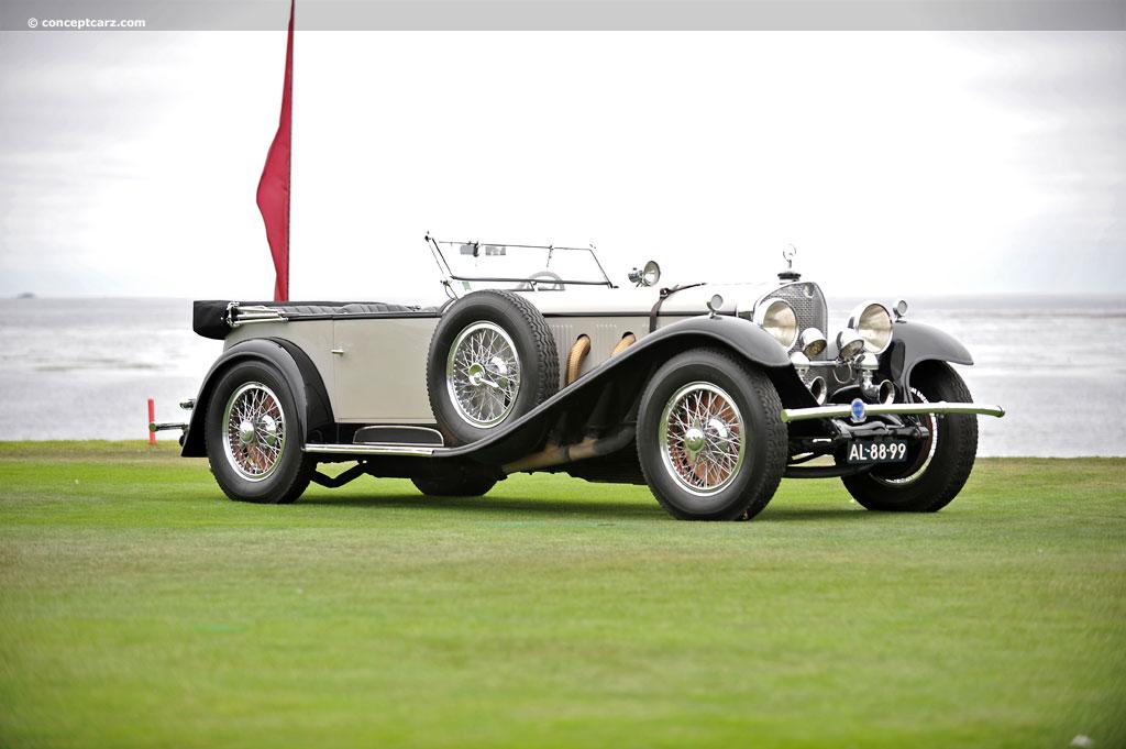 1928 mercedes benz 710 ss for Mercedes benz ss