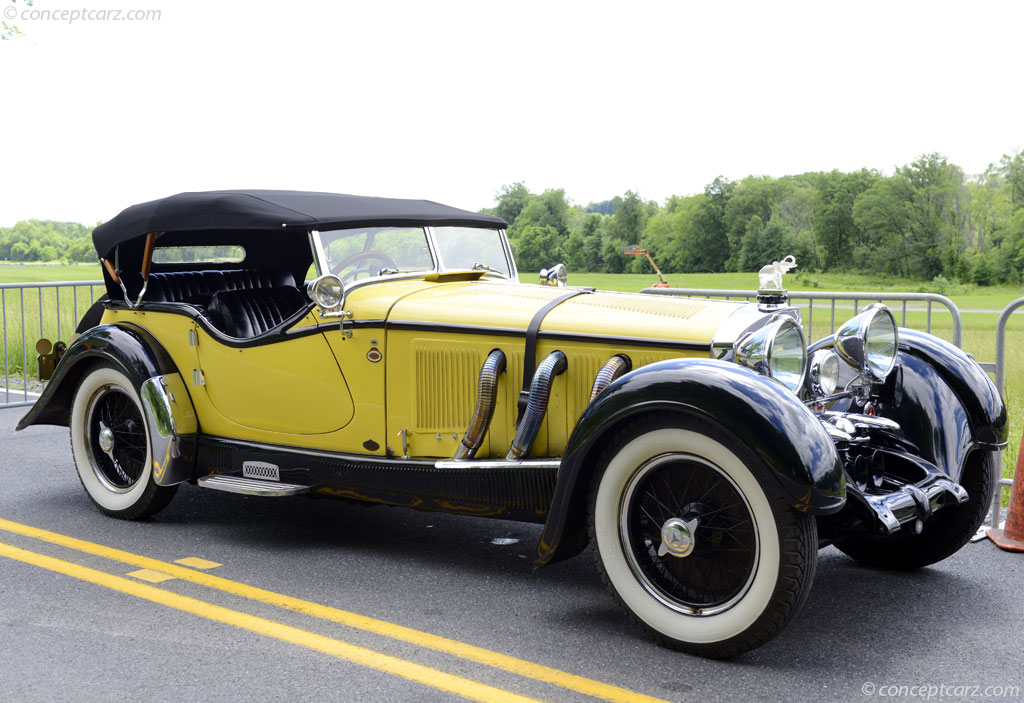 1928 mercedes benz model s at the the elegance at hershey for 1928 mercedes benz