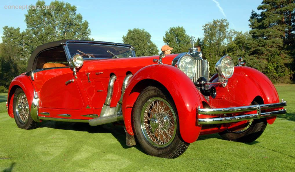 1928 mercedes benz model s at the meadow brook concours d for 1928 mercedes benz