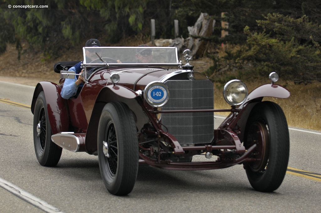 1929 mercedes benz ssk for Mercedes benz 1929 ssk