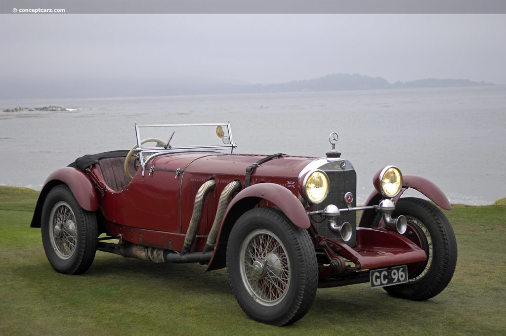 1929 mercedes benz ssk