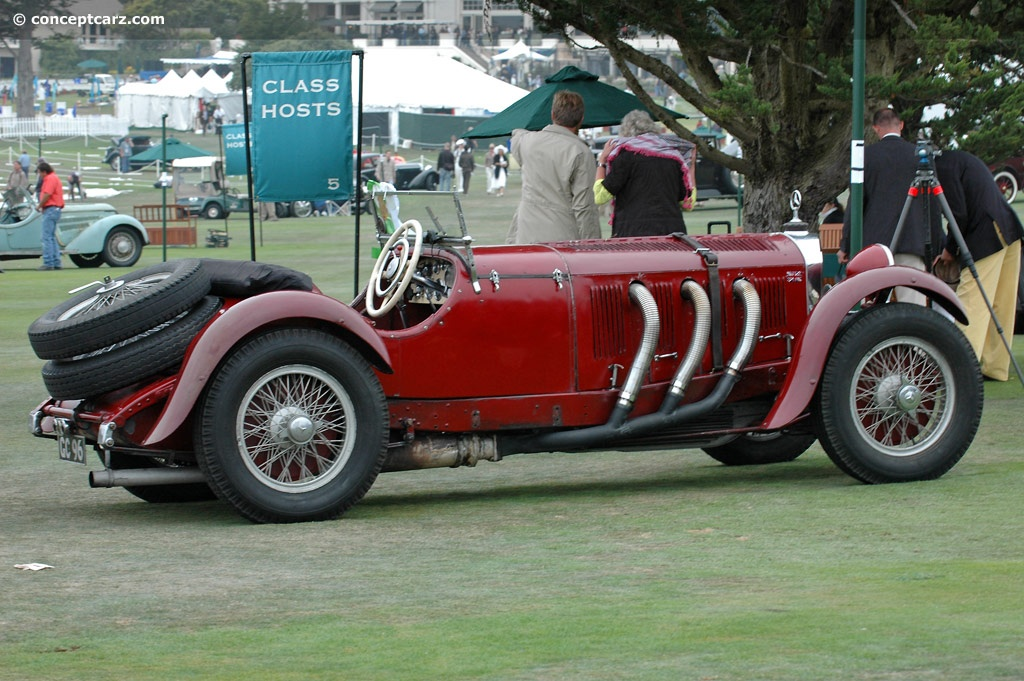 1929 mercedes benz ssk conceptcarz for Mercedes benz 1929 ssk