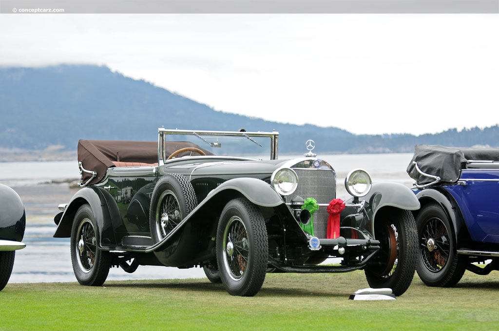 Mercedes benz 710 ss vehicle information by bodystyle for Mercedes benz ss