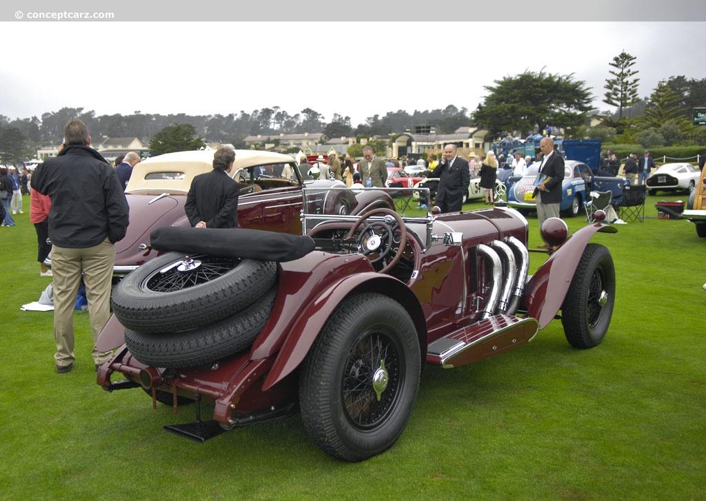 1929 mercedes benz ssk conceptcarz for 1929 mercedes benz