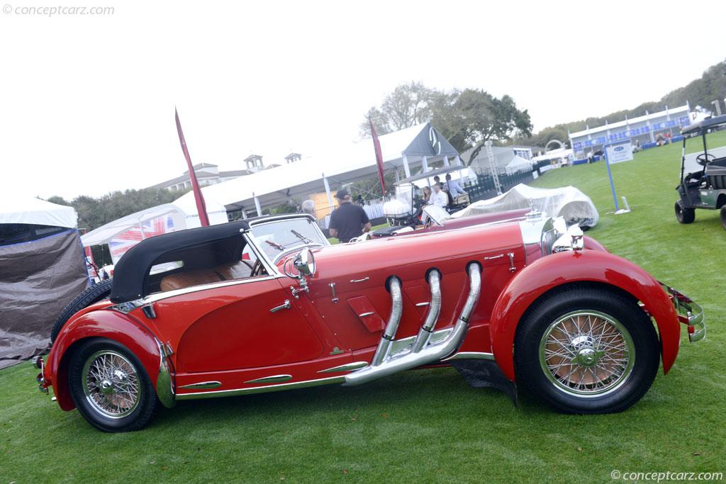 1929 mercedes benz ss for Mercedes benz ss