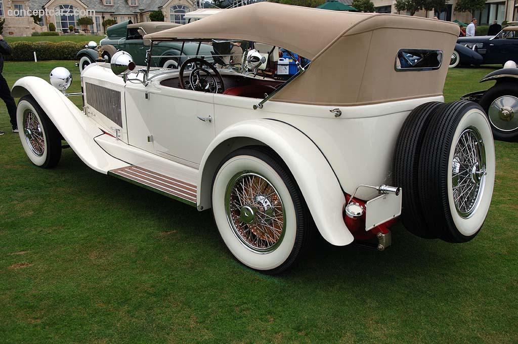 1929 mercedes benz model s