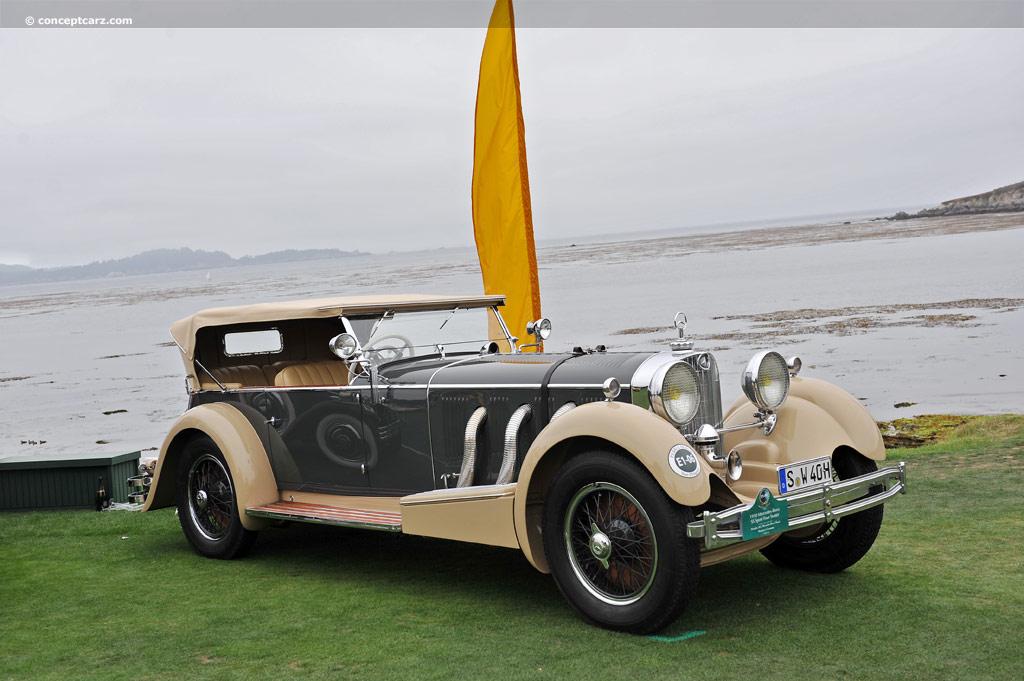 1930 mercedes benz 38 250 ss for Mercedes benz ss