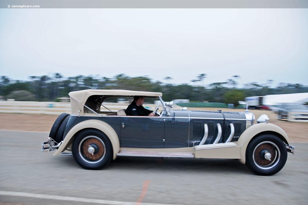 Shortened Cars >> 1930 Mercedes-Benz 38/250 SS - conceptcarz.com