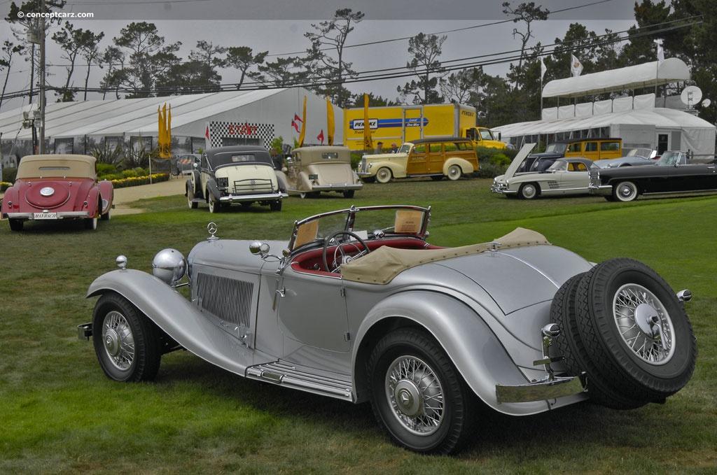 1934 Mercedes-Benz 380K Image