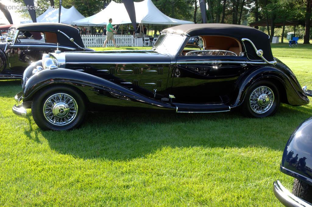 1934 mercedes benz 540k. Black Bedroom Furniture Sets. Home Design Ideas