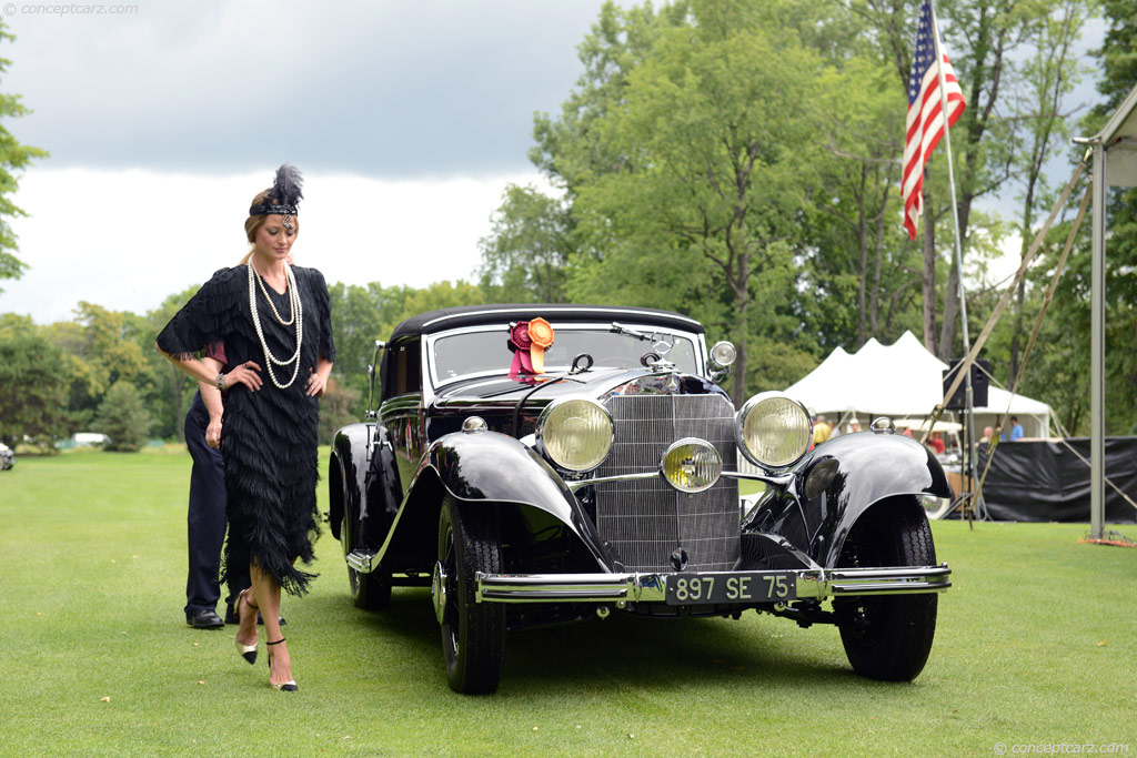 note the images shown are representations of the 1935 mercedes benz