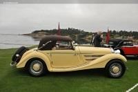 1936 Mercedes-Benz 290K image.