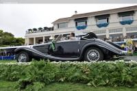 1936 Mercedes-Benz 500K
