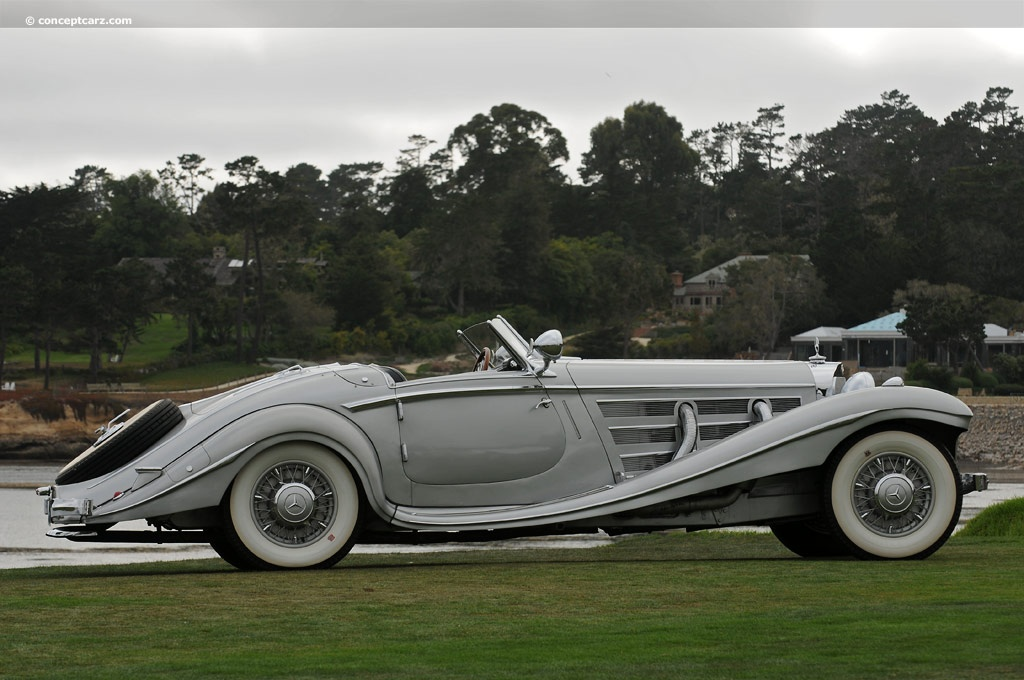Auction results and data for 1936 mercedes benz 500k for Mercedes benz auction