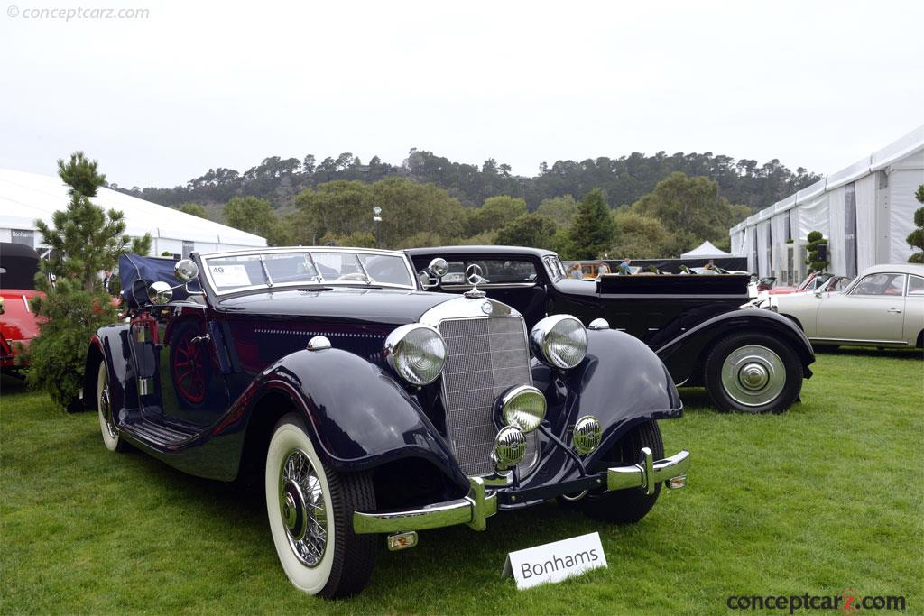 1938 Mercedes Benz Type 320 photo