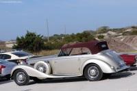 1938 Mercedes-Benz 540K