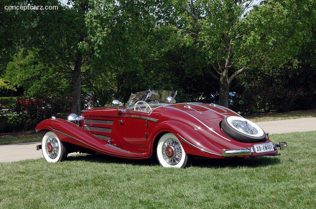 Mercedes K Rdstr Dv Cc on 1936 Mercedes Benz 540k