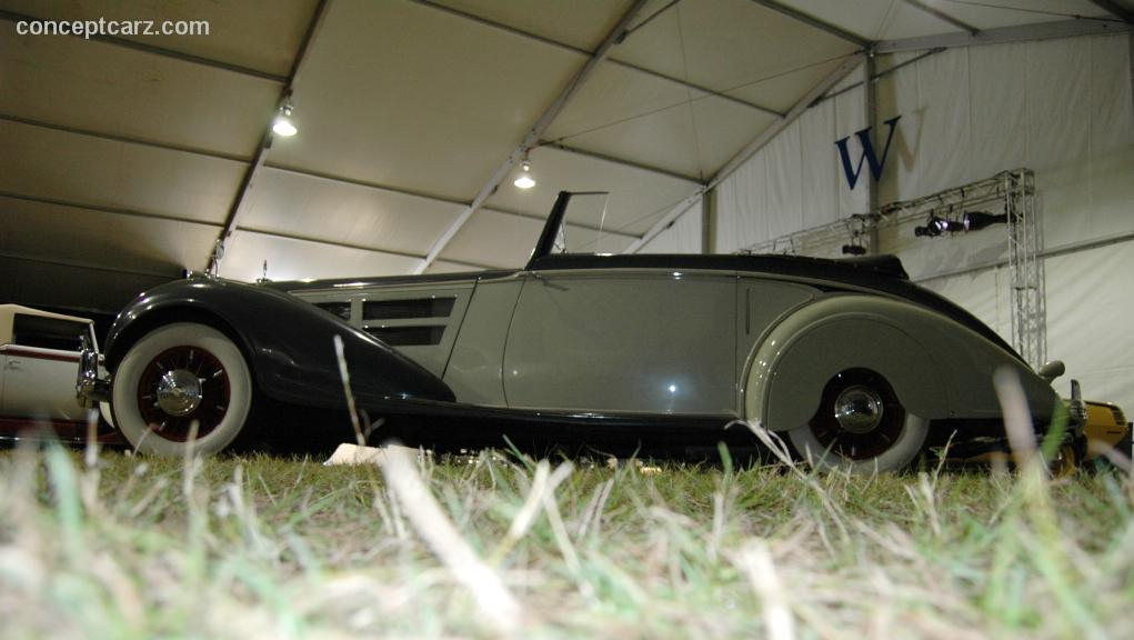 1938 mercedes benz 540k at the worldwide group auction at for Mercedes benz of hilton head