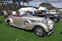 1938 Mercedes-Benz 540K image.