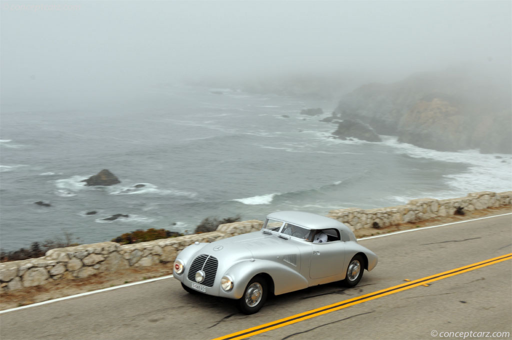 note the images shown are representations of the 1938 mercedes benz 540k