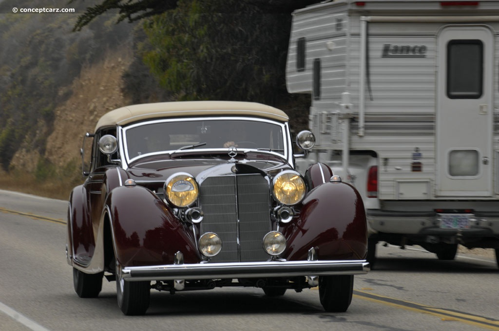 Used Muscle Cars >> 1939 Mercedes-Benz 770 K Cabriolet B - conceptcarz.com