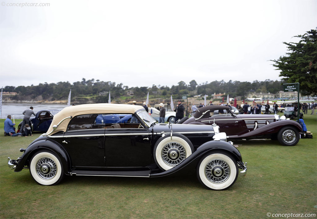 1939 mercedes benz type 320 for Types of mercedes benz cars