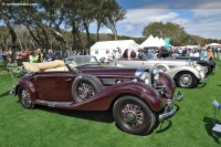 1939 Mercedes-Benz 540K image.
