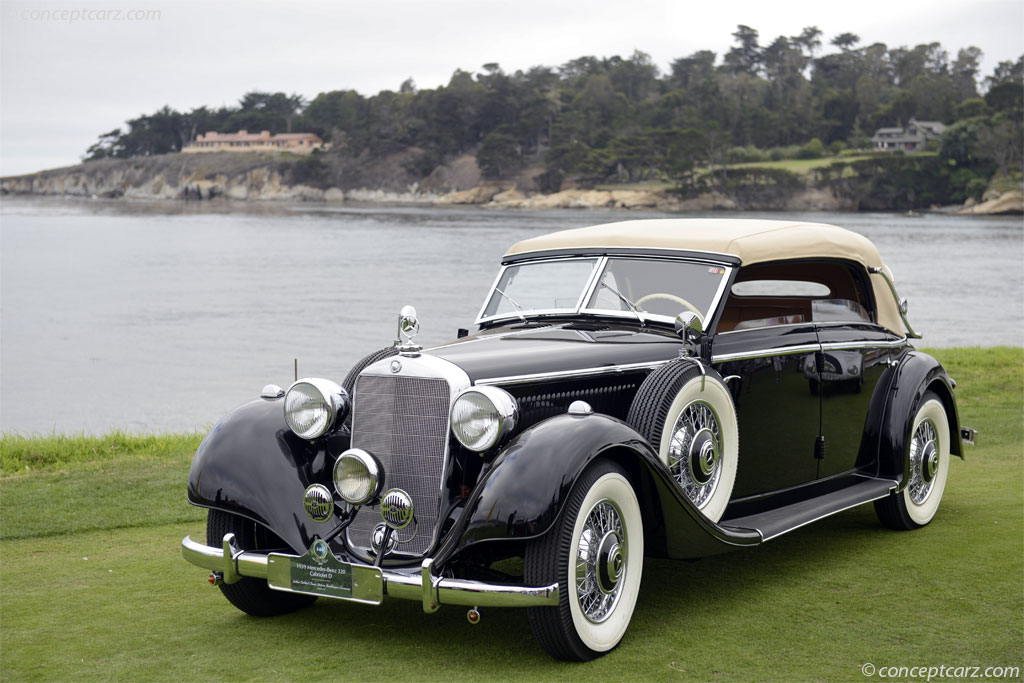 1939 mercedes benz type 320. Black Bedroom Furniture Sets. Home Design Ideas