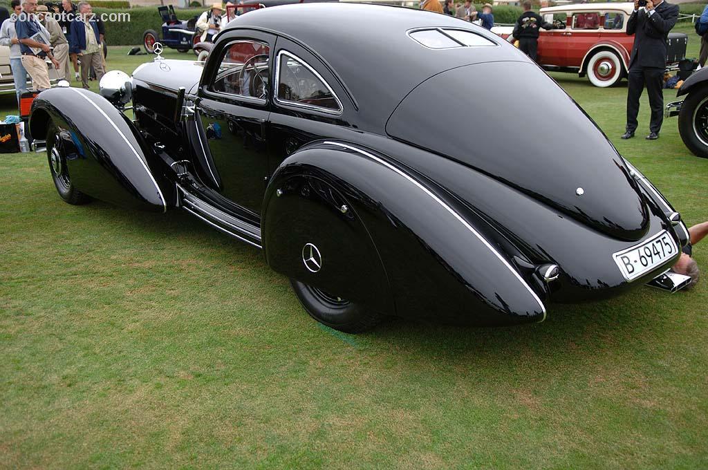 Mercedes Benz St Louis >> 1939 Mercedes-Benz 540K - conceptcarz.com