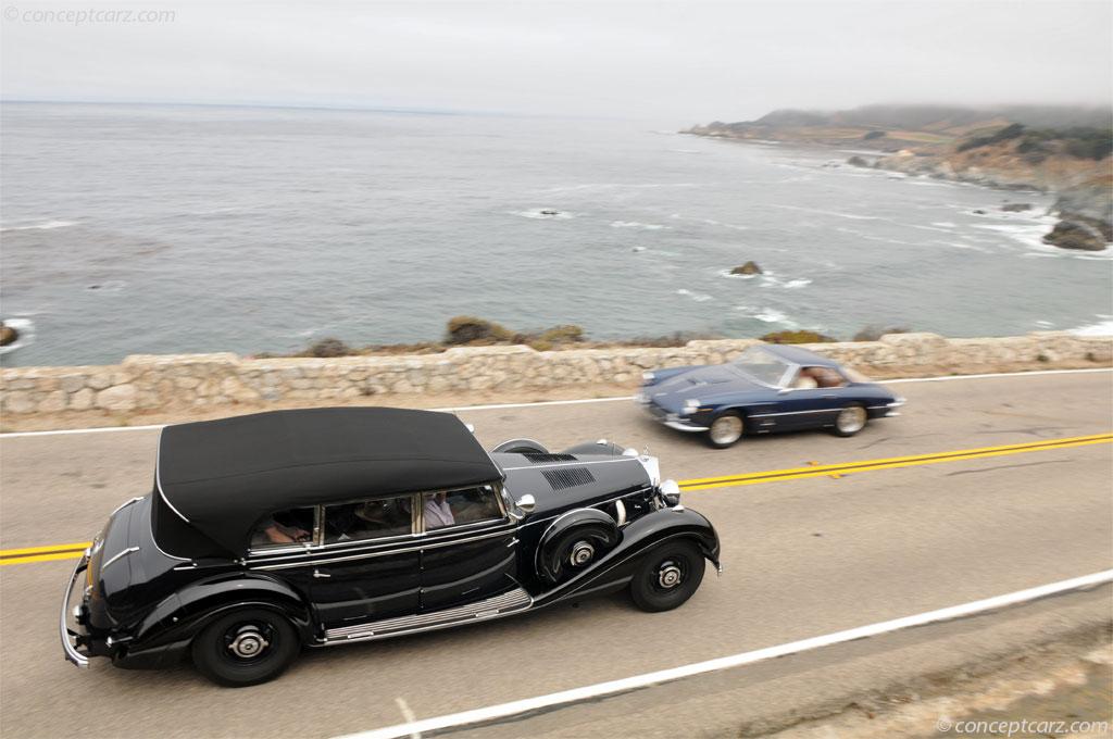 1941 mercedes benz 770 w150 for Mercedes benz 770