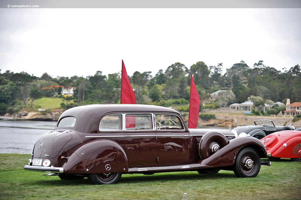 1943 mercedes benz 770k for Mercedes benz 770 for sale