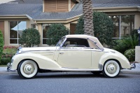 1952 Mercedes-Benz 220 image.
