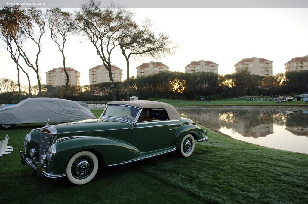 1953 mercedes benz 300s for Mercedes benz 300s