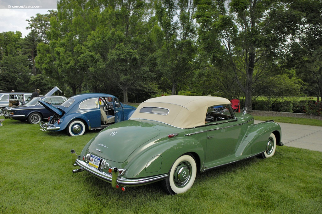 1953 mercedes benz 300s for 1953 mercedes benz