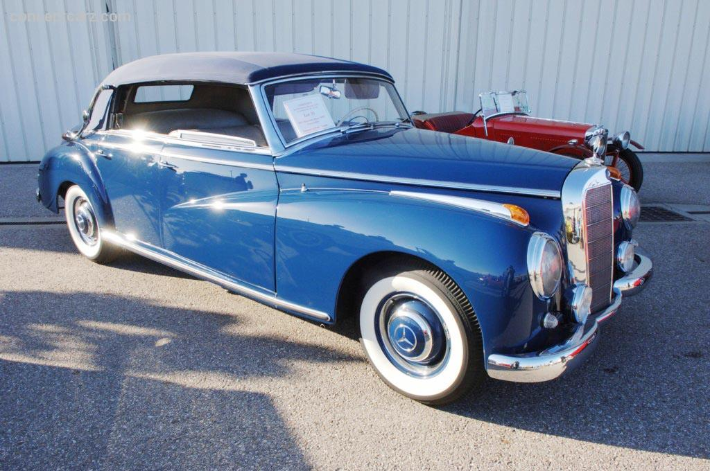 Auction results and data for 1953 mercedes benz 300 d for 1953 mercedes benz