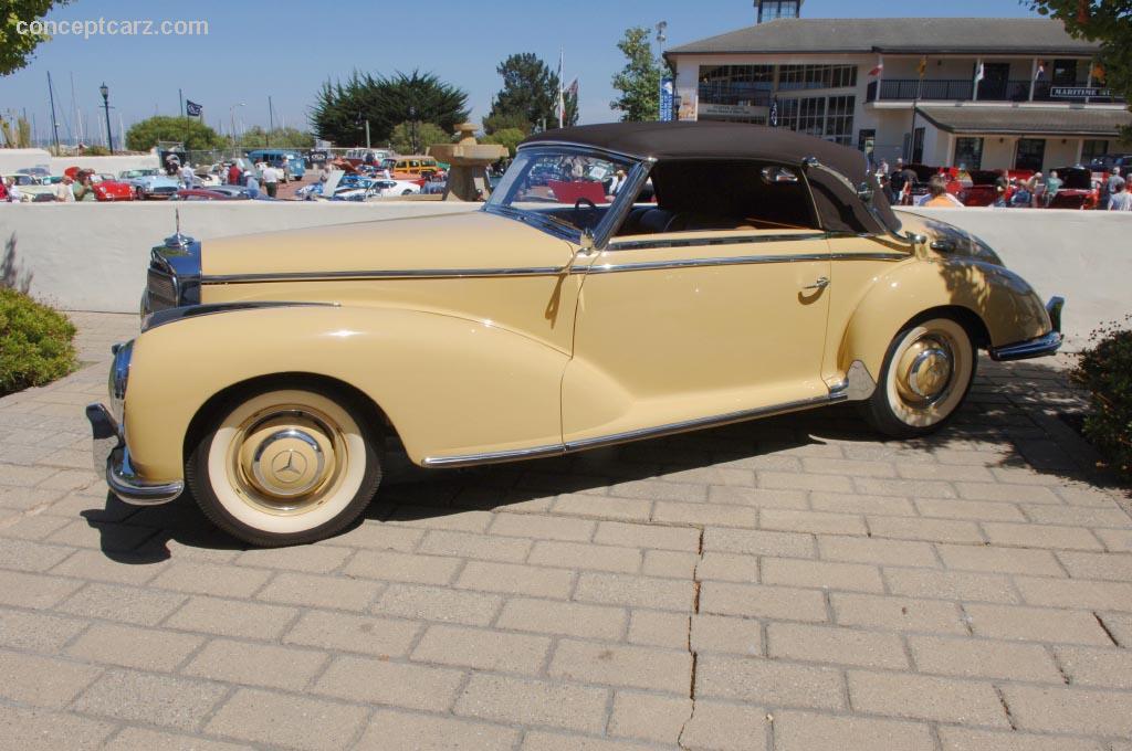 1953 mercedes benz 300s 300 s conceptcarz for 1953 mercedes benz
