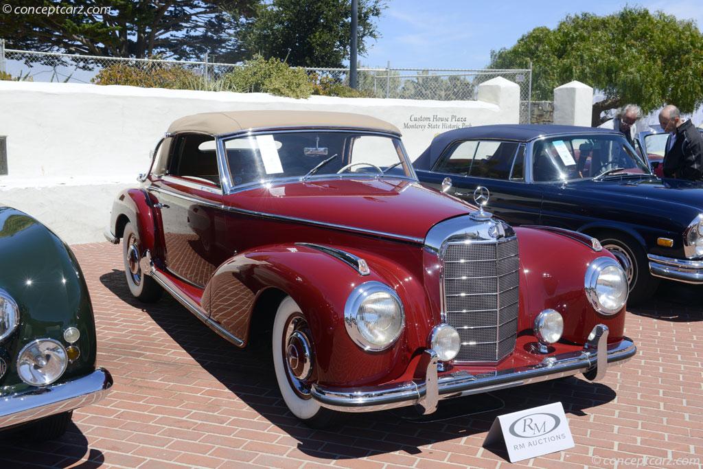 1953 mercedes benz 300s 300 s conceptcarz for Mercedes benz 330