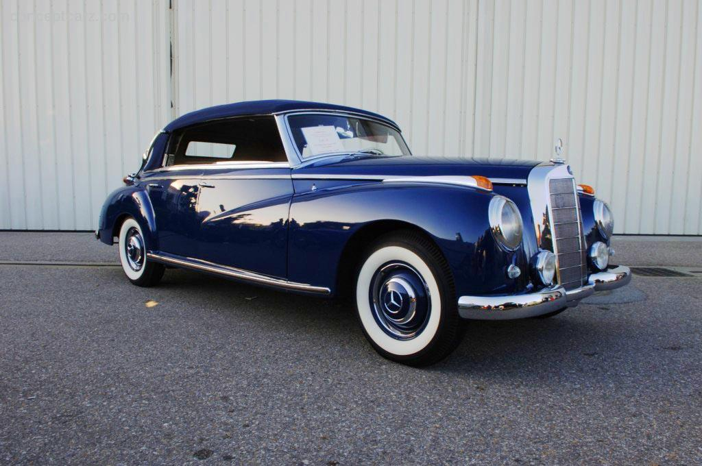 Auction results and data for 1953 mercedes benz 300 d for Mercedes benz auction