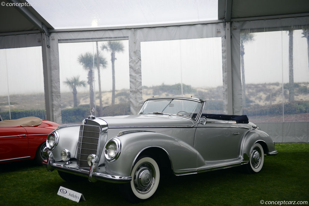 auction results and sales data for 1954 mercedes benz 300 s. Black Bedroom Furniture Sets. Home Design Ideas