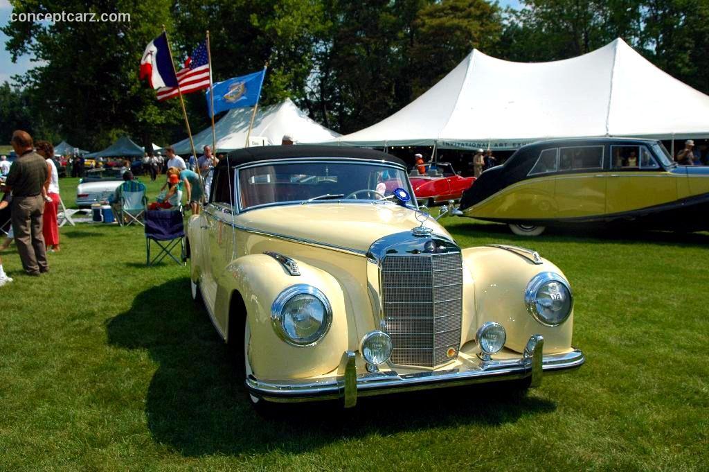 1954 Mercedes-Benz 300 S Image