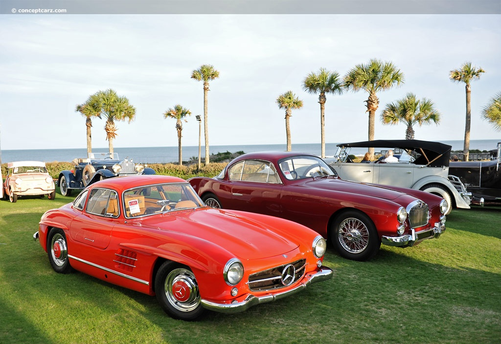 1955 mercedes benz 300 sl gullwing at the rm auctions. Black Bedroom Furniture Sets. Home Design Ideas